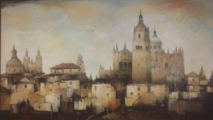 imagen Salamanca antigua