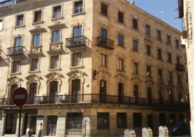 Instalaciones Cámara Propiedad Urbana Salamanca 1