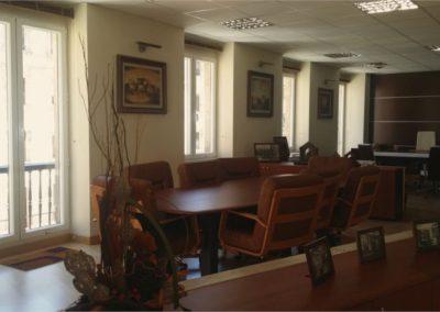Instalaciones Cámara Propiedad Urbana Salamanca 15