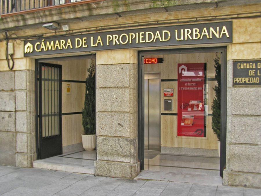 Instalaciones Cámara Propiedad Urbana Salamanca 2