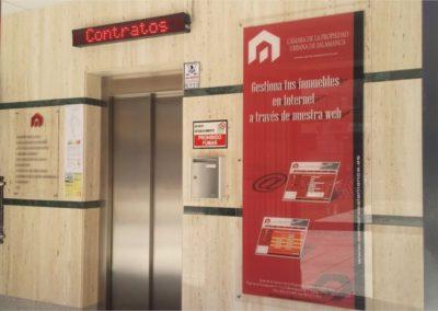 Instalaciones Cámara Propiedad Urbana Salamanca 4