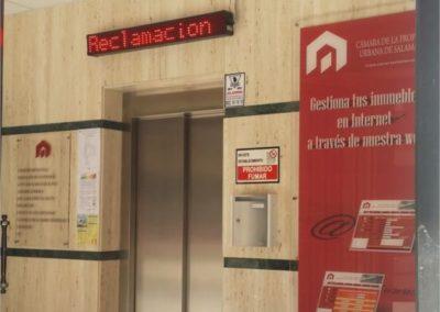 Instalaciones Cámara Propiedad Urbana Salamanca 5