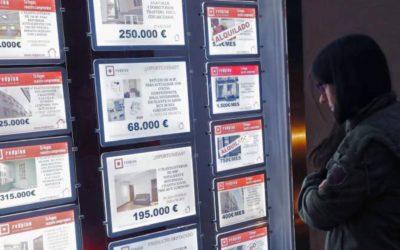 La subida del 10,7% en los precios de las casas hasta junio aumenta el esfuerzo financiero para comprar