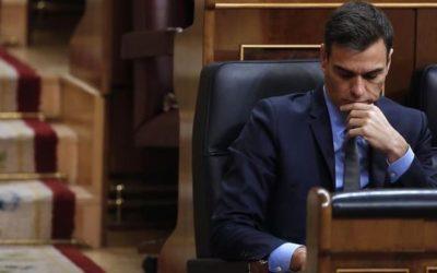 Los socios del 'rehén' Sánchez tumban su decreto del alquiler y complican la legislatura