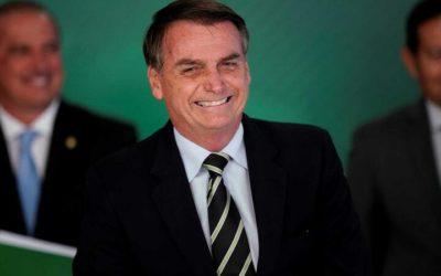 Bolsonaro dá luz verde a posse de armas e ações de empresas disparam