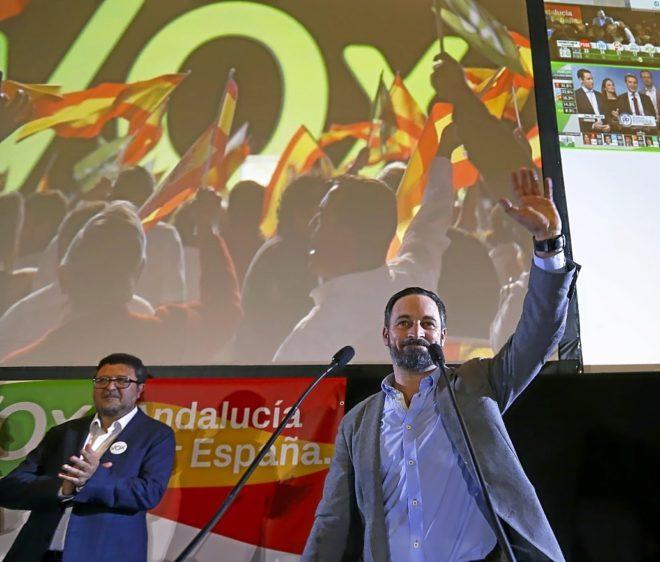 """Politólogos y sociólogos: """"A Vox, el antifeminismo le funciona electoralmente; aún tiene margen"""""""
