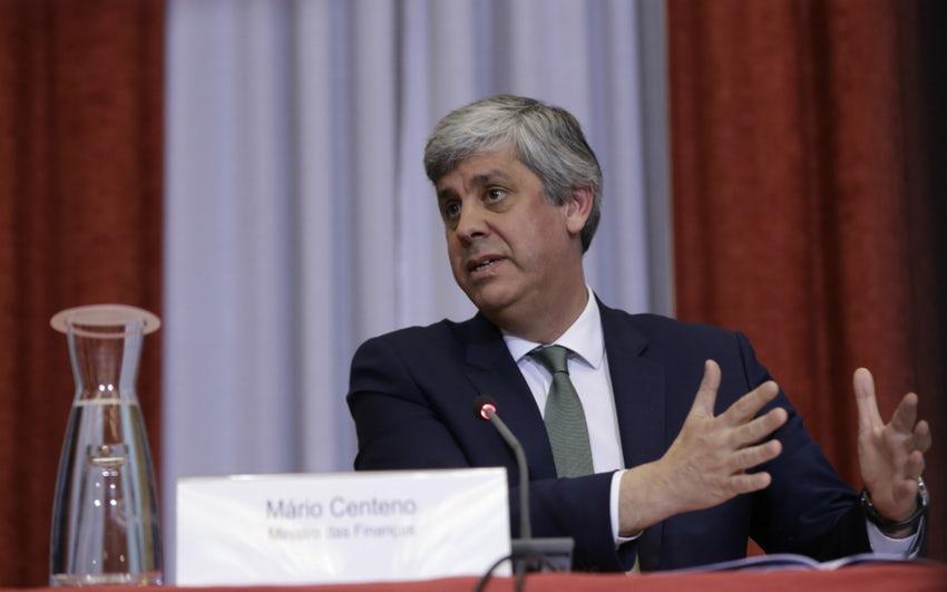 """""""Portugal dará continuidade a uma trajetória de convergência com a Europa"""", diz Finanças"""