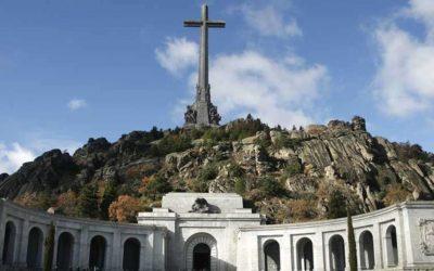 El prior del Valle de los Caídos: «No se llevarán a Franco, Sánchez ha fracasado»