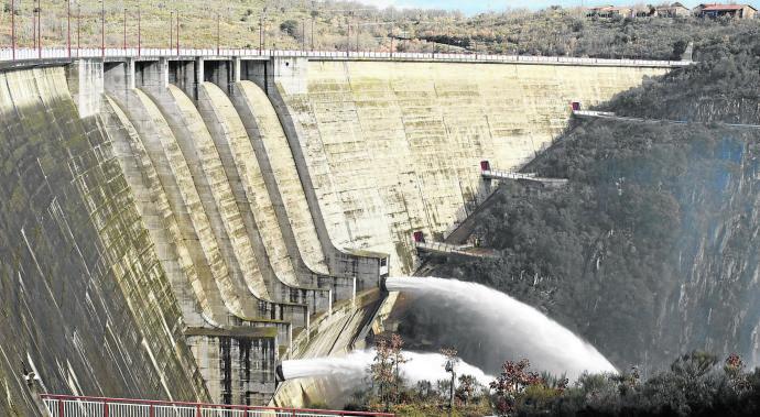La Junta da visto bueno al proyecto para crear en Irueña una central hidroeléctrica