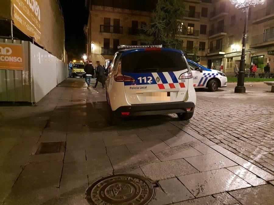 Las diferencias de género en la seguridad nocturna en Salamanca: Peleas y acoso