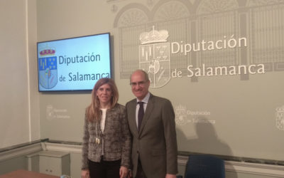 Empresas y autónomos podrán pedir en abril las ayudas del V Plan de Empleo de la Diputación