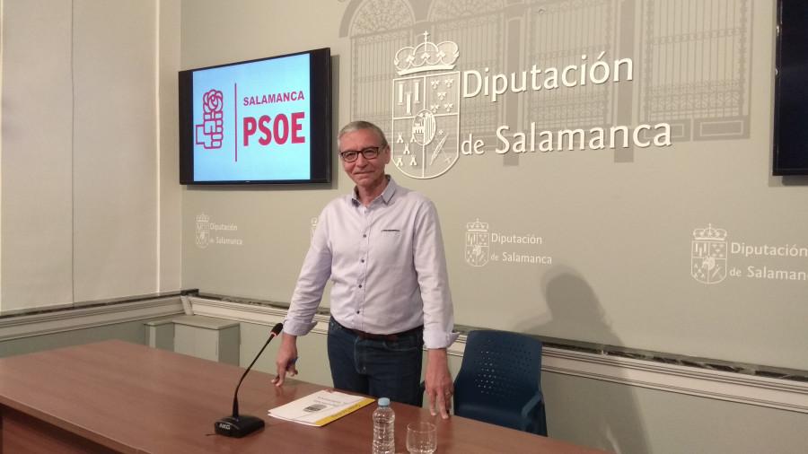 El PSOE denuncia que la Diputación ha dejado sin ejecutar 90 millones destinados a infraestructuras