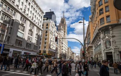 El PIB por habitante ya es un 15% mayor en Madrid que en Cataluña