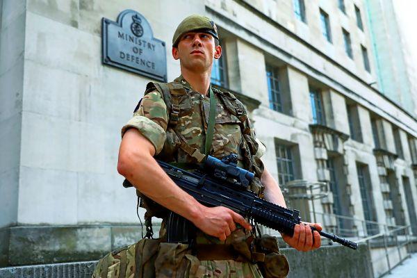 Operación Redfold: un búnker nuclear para sobrevivir al Brexit