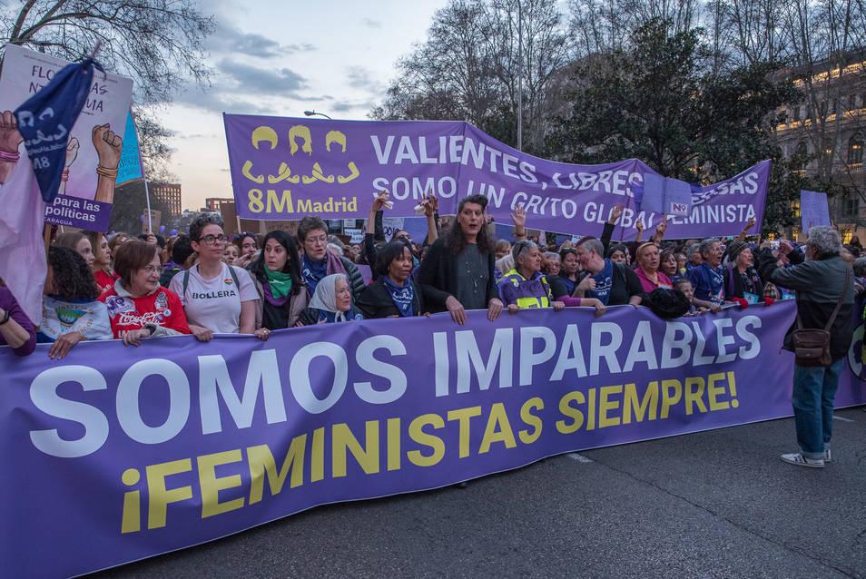 Las cinco grandes verdades que no te cuentan las feministas del 8-M