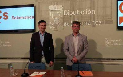 Ciudadanos califica de «tomadura de pelo» los proyectos que la Diputación financiará con remanentes presupuestarios
