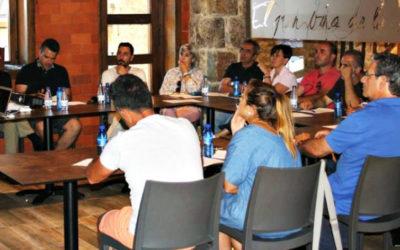 ADRISS organiza en su sede de Linares de Riofrío jornadas sobre emprendimiento rural y buenas prácticas empresariales
