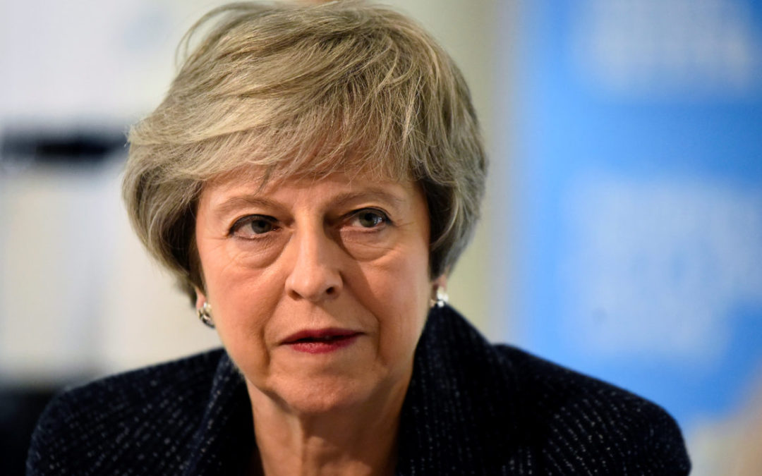May hopes to hold fourth vote on Brexit deal