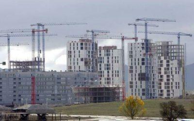 La compraventa de viviendas retoma la senda positiva y sube un 5,3% en febrero