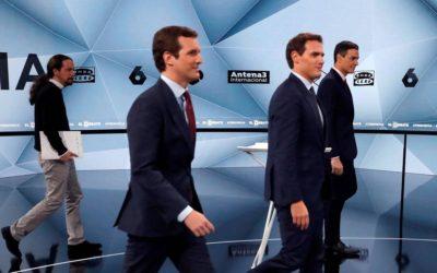 Cinco frases que demuestran que los candidatos saben poco de economía