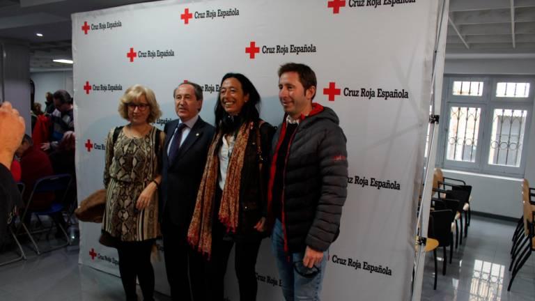 La nueva sede de Cruz Roja en Béjar triplica el espacio para atender a sus usuarios