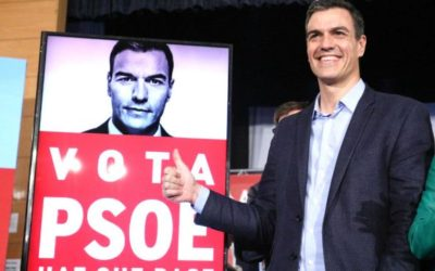 La demagogia de Sánchez dispara un 40% la entrada de inmigrantes ilegales en España