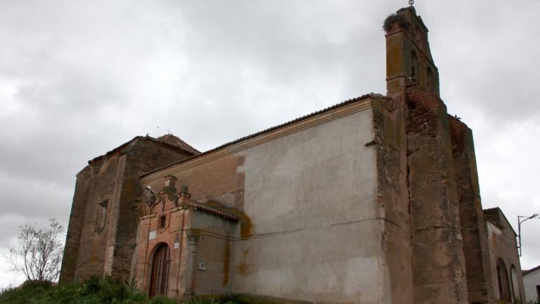 Estos son los pueblos cuyas iglesias se rehabilitarán con urgencia.