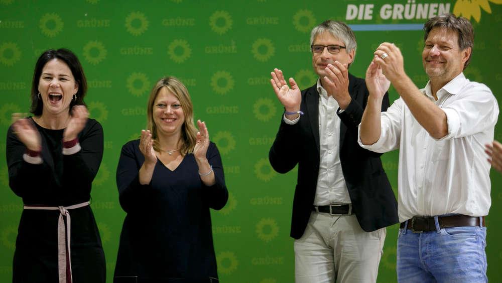 Nach Umfrage-Explosion für die Grünen: Neue Umfrage von Emnid widerspricht Forsa klar