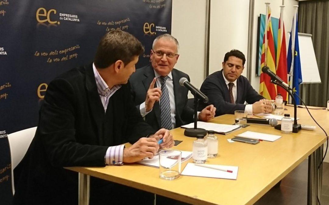 Empresarios catalanes denuncian que la ANC tiene una lista negra de compañías contrarias al independentismo