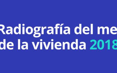 INFORME «RADIOGRAFÍA DEL MERCADO DE LA VIVIENDA EN 2018-2019»