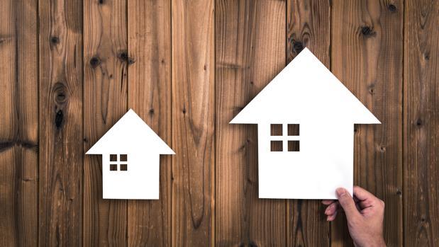 Las familias sustituyen a los fondos como los principales compradores de vivienda