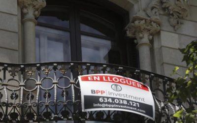 El precio de la vivienda de compra y de alquiler bajará en Barcelona y subirá en Madrid en 2019