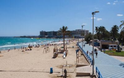 Los franceses invaden la costa de Levante a la caza de casas de jubilados