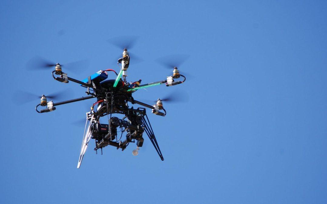 Los drones y la inteligencia artificial revolucionan el mantenimiento de las infraestructuras