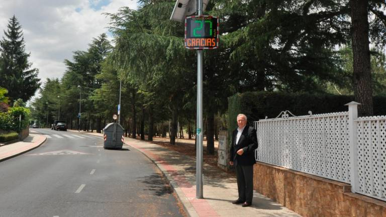 Dónde puedes encontrar los nuevos 'radares pedagógicos' en Salamanca