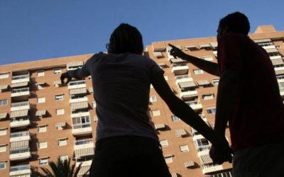 Los «millenials» quieren comprar una vivienda, pero no pueden