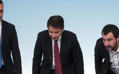 Crisi di governo, mozione di sfiducia della Lega a Conte al Senato. Lunedì si riunisce la capigruppo. Martedì quella della Camera
