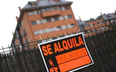El precio de los pisos en alquiler cae en el 42% de las provincias de España