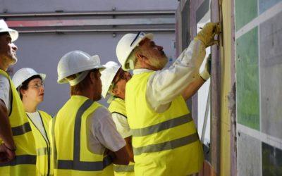 La construcción pierde 5.000 empleos en tres meses