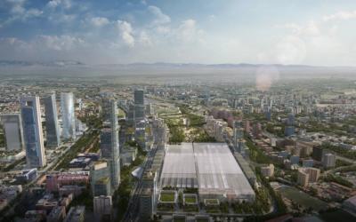 'Habemus' Operación Chamartín, el proyecto que el Ayuntamiento de Madrid ha tardado 26 años en aprobar