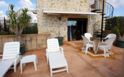 Cinco claves sobre la venta de una vivienda con terraza
