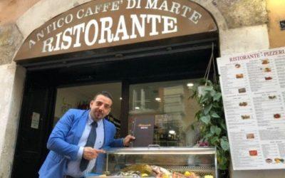 Maxi scontrino a Roma, chiuso e poi riaperto il ristorante col conto-stangata. Multa da 5 mila euro