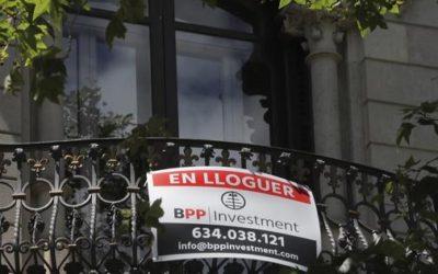 El precio del alquiler sube otro 5% mientras la incertidumbre política reduce aún más la oferta