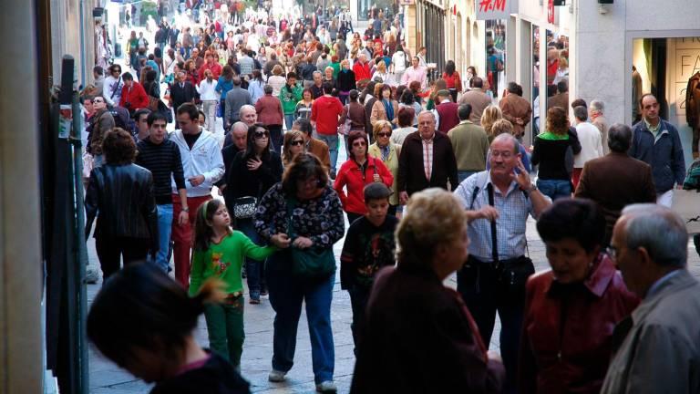 La dramática tendencia de pérdida de población en Salamanca: 90.000 habitantes menos en 2050