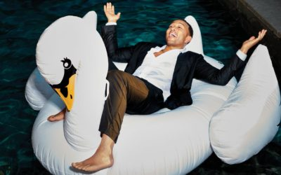John Legend: 'The key to happiness is to open your mind to love'