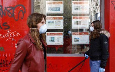 La moratoria del alquiler: «Nuestro casero nos condona la mitad de la renta dos meses»
