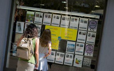 El sector inmobiliario, «tocado de muerte» por el coronavirus