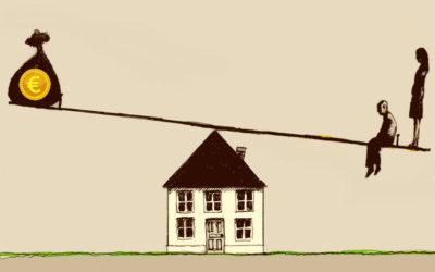 El euríbor vuelve a subir en mayo y la hipoteca, también: 50-100 euros más al año